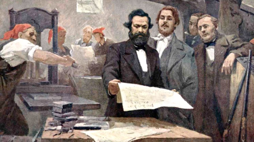 Marx and Engels: An Intellectual Partnership