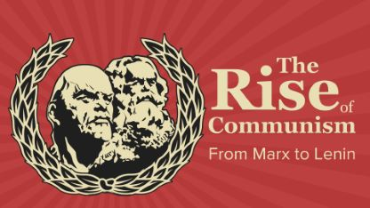The Rise of Communism: From Marx to Lenin