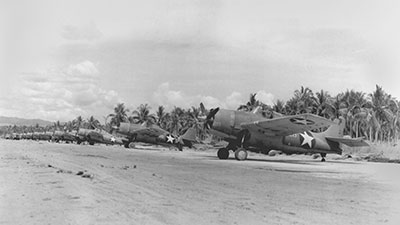 Turning the Tide in the Pacific-Midway and Guadalcanal