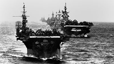 Turning Point in the Southwest Pacific-Leyte Gulf and the Philippines