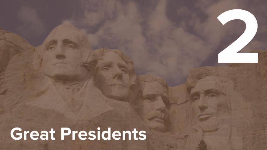 George Washington—The Rise of a Patriot