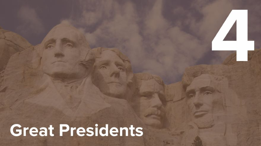 George Washington—The First President