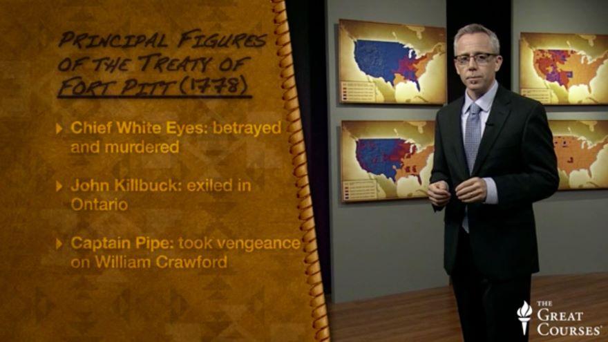 The American Revolution through Native Eyes
