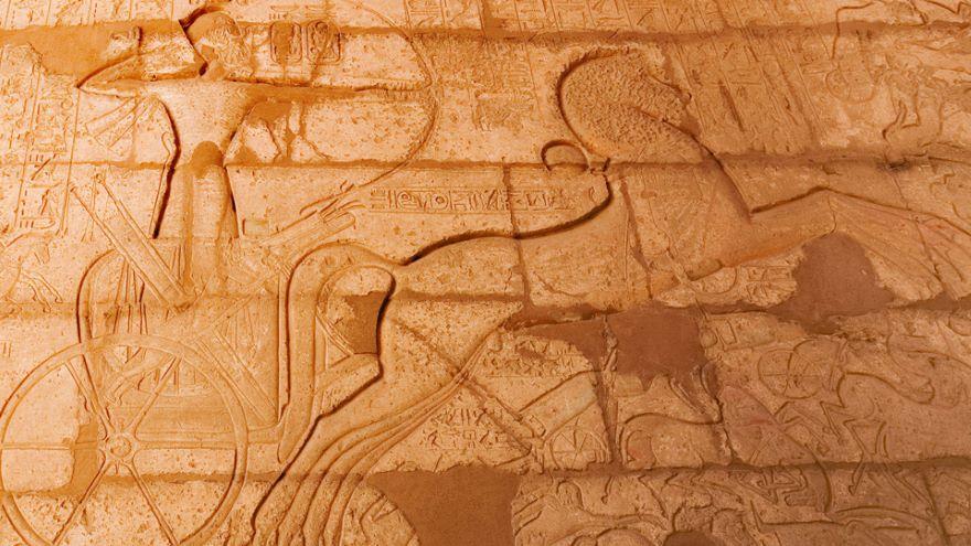 1274 B.C. Kadesh-Greatest Chariot Battle
