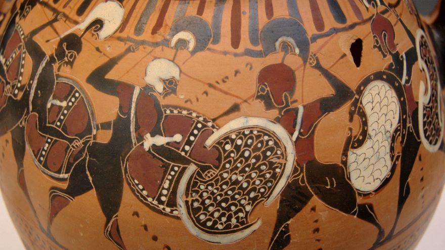 479 B.C. Plataea-Greece Wins Freedom
