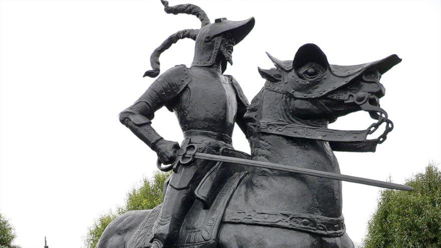 1532 Cajamarca-Inca vs. Conquistadors