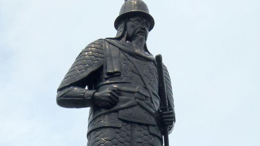 1592 Sacheon-Yi's Mighty Turtle Ships