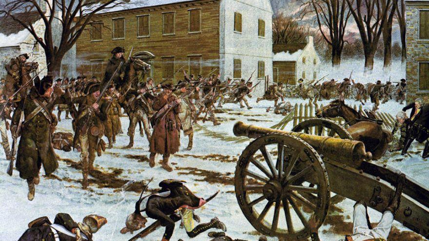 1776 Trenton-The Revolution's Darkest Hour