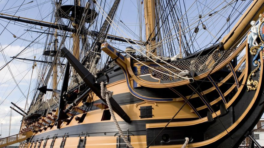 1805 Trafalgar-Nelson Thwarts Napoleon