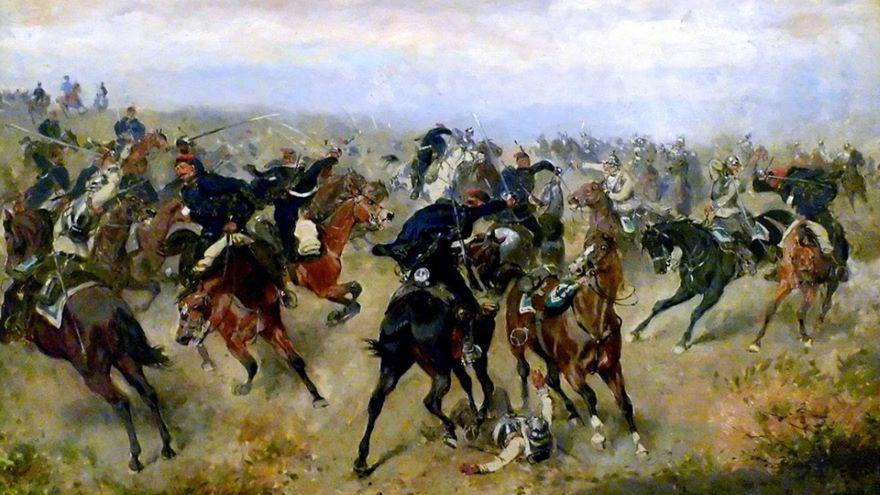 1866 Koniggratz-Bismarck Molds Germany