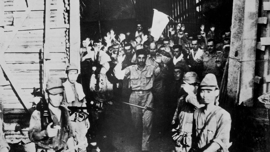 The Captured and Pursued in the Philippines