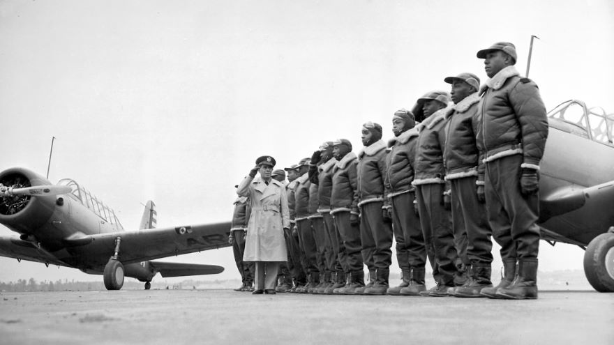 """The Tuskegee Airmen and """"the Experiment"""""""