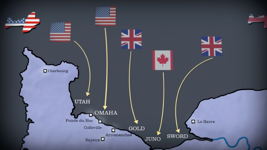 Americans in Britain: Countdown to D-Day
