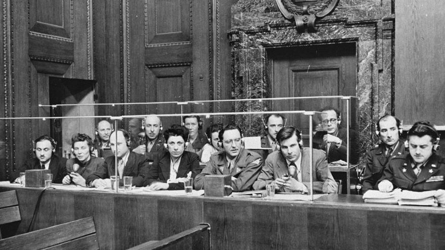 A Nuremberg Interpreter, a Tokyo Judge