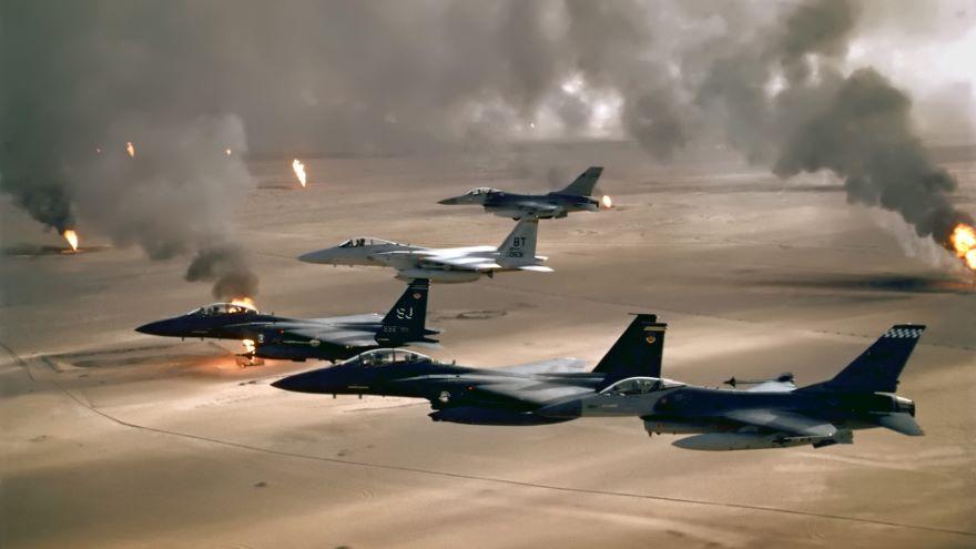 1990: America's New World Order