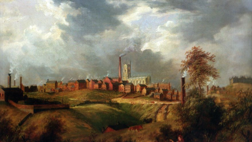 The First Industrial Revolution, 1760-1850