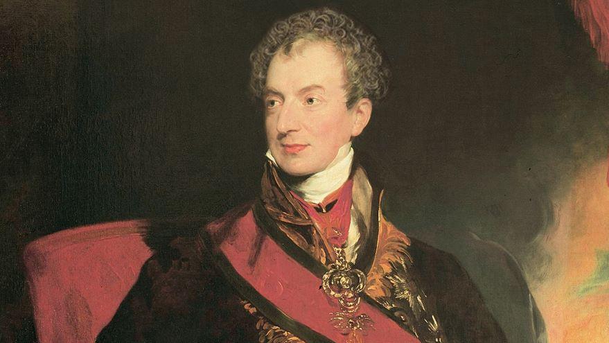 The Era of Metternich, 1815-1848