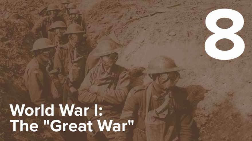 Life and Death in the Trenches