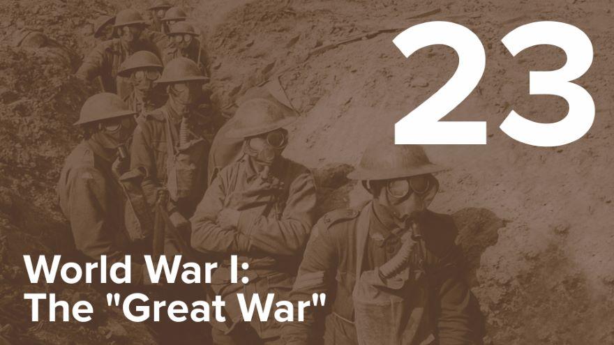 Remobilization in 1916 - 1917