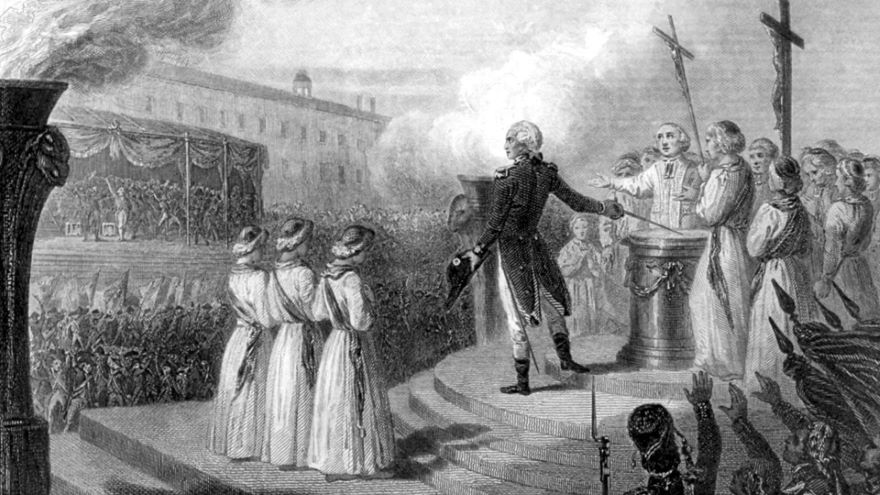 Religion and the Early Revolution