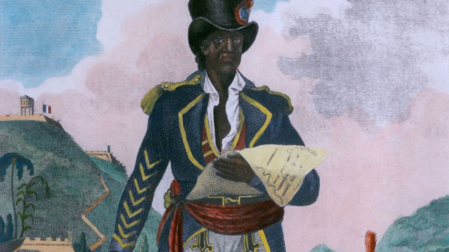 Slave Revolt and the Abolition of Slavery