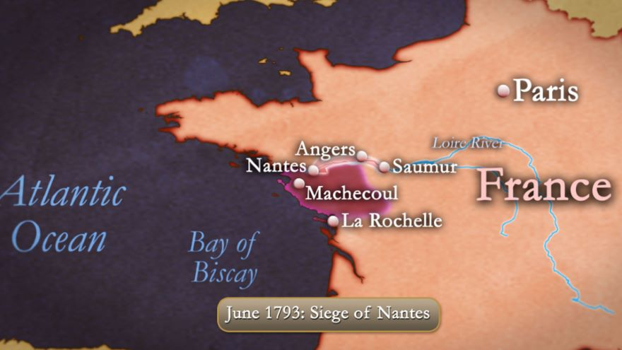 Counterrevolution and the Vendee