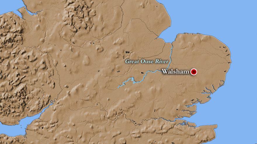 The Black Death in Walsham