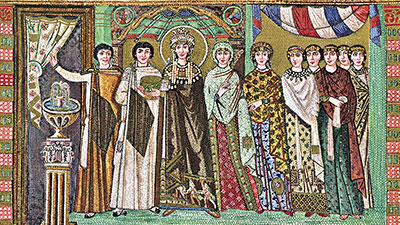 Justinian and the Byzantine Empire