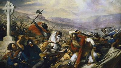 Rise of the Carolingians