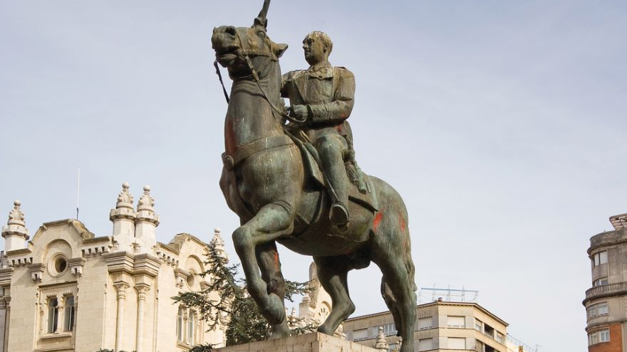 The Spanish Civil War and Franco's Reign