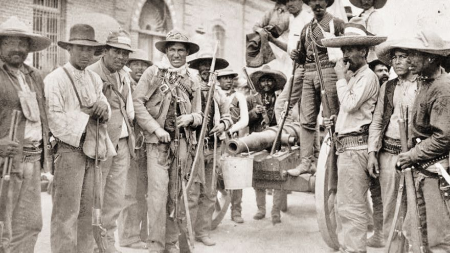 Mexico's Revolution of Bullets and Myths