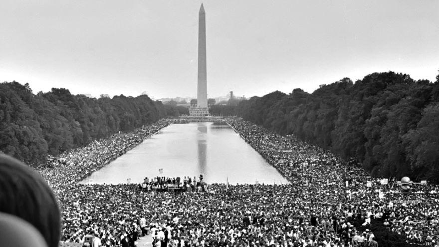 The US Civil Rights Revolution