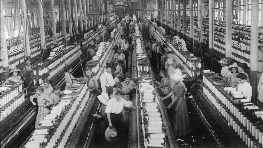 The Industrial and Urban Revolutions