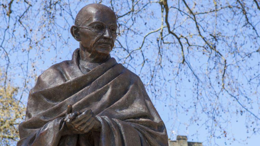 Gandhi's Revolutionary Nonviolence