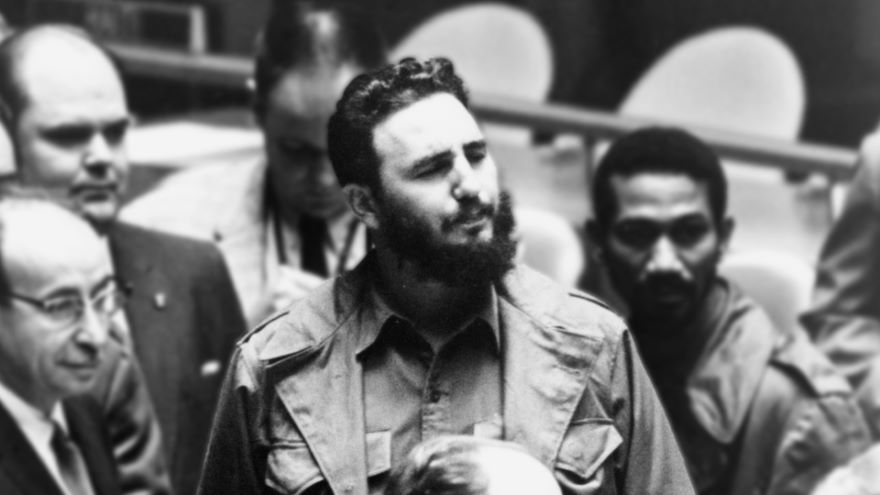 The Cuban Revolution with Fidel and Che