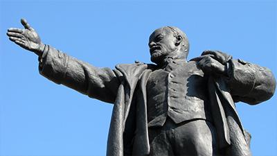 Total Revolution in Russia