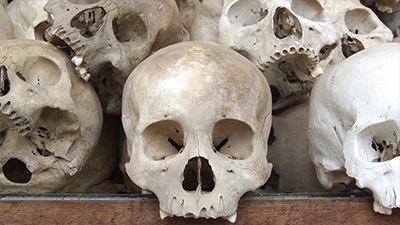 Cambodia and Pol Pot's Killing Fields