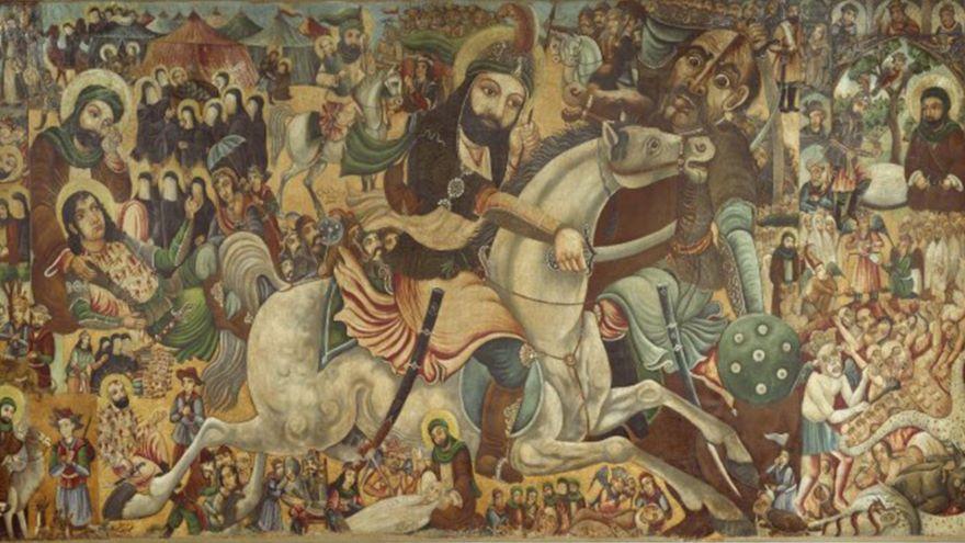 Battle of Karbala - 680