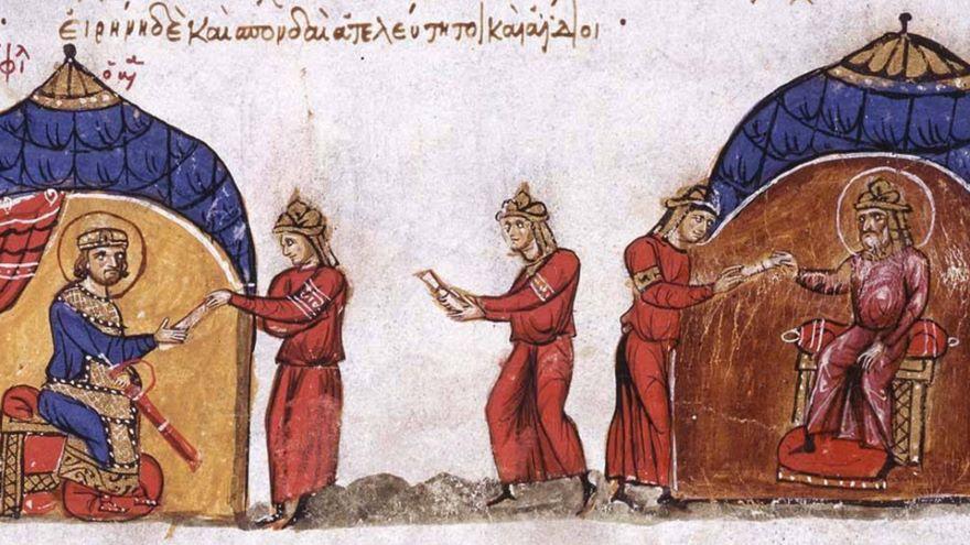 Islamic Golden Age Begins - 813