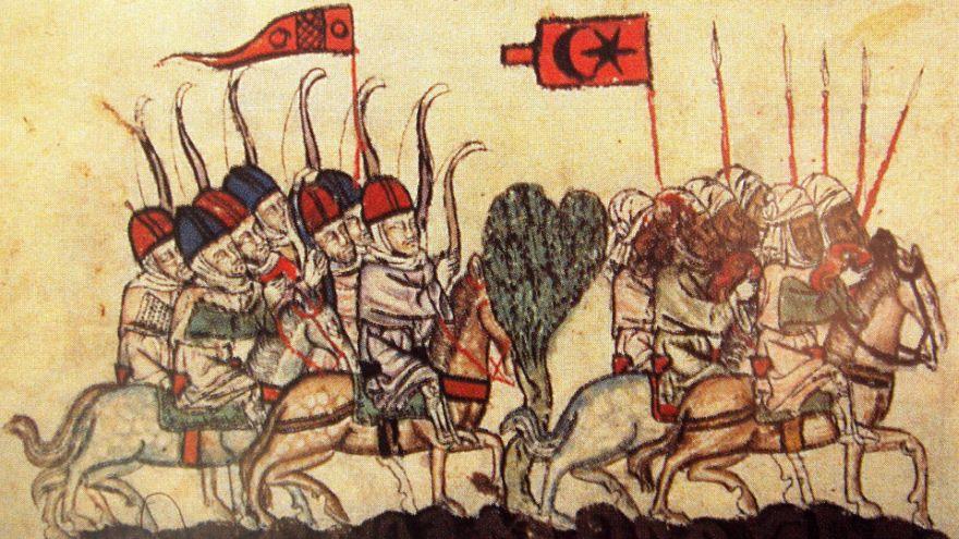 The Egyptian Mamluks - 1250