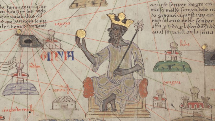 Mansa Musa, Richest Man - 1324