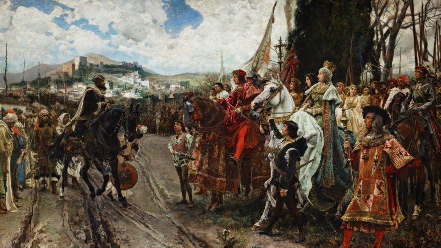 Fall of Granada - 1492