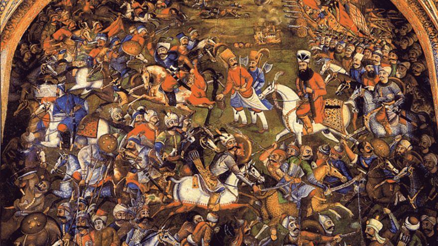 Safavid Dynasty of Persia - 1501