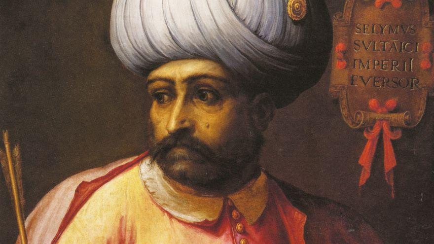 Selim the Grim - 1512
