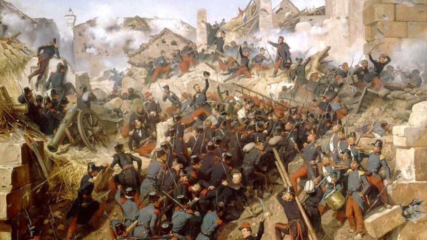 French Invasion of Algeria - 1830