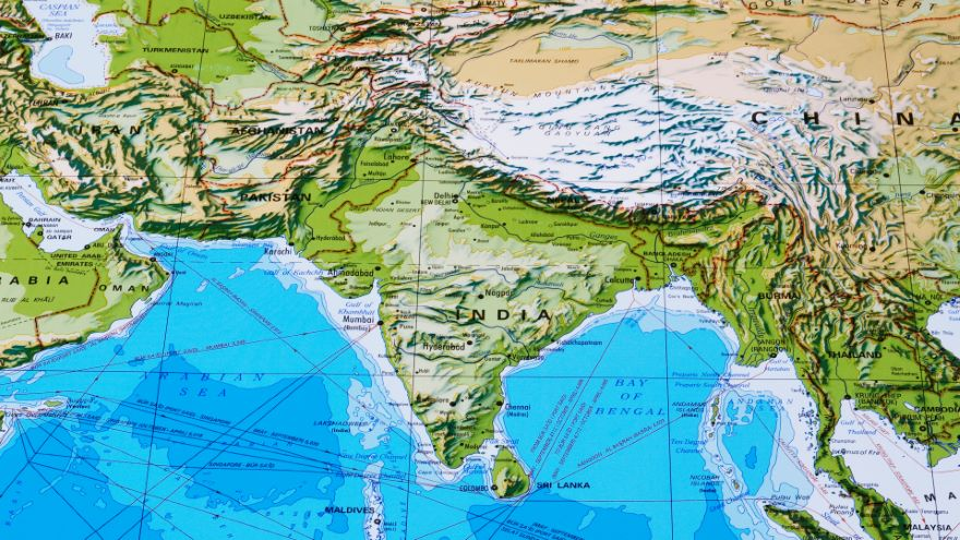 Earliest History of the Indian Subcontinent