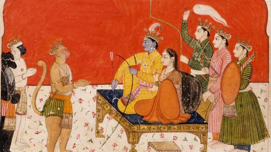 Epic Literature: Ramayana
