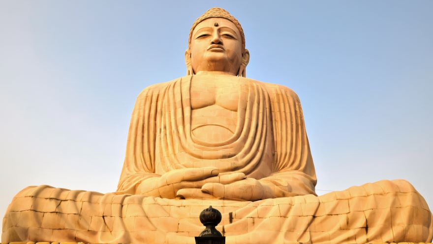 The Origins and Rise of Buddhism