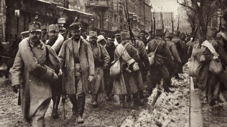 World War I: Destruction and Rebirth