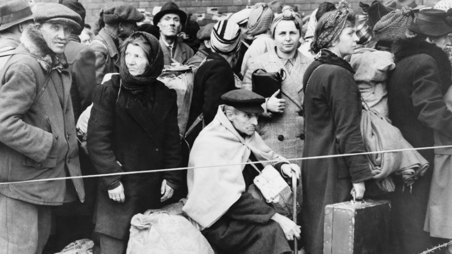 Postwar Flight and Expulsion